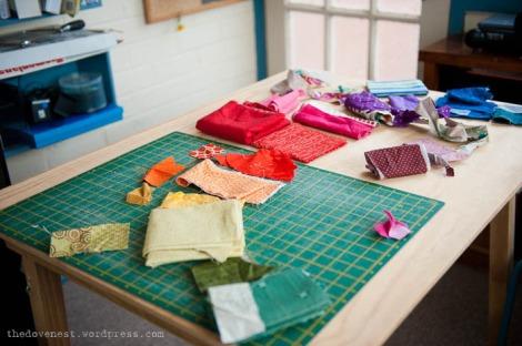 dolls quilt fabric
