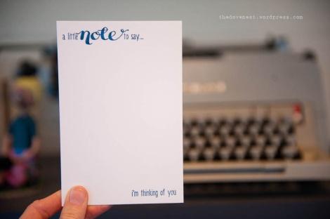 WIP wed letterpress
